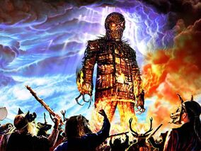The Wicker Man episode