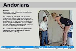 Andorians