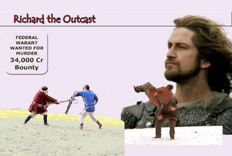 Richard the outcast