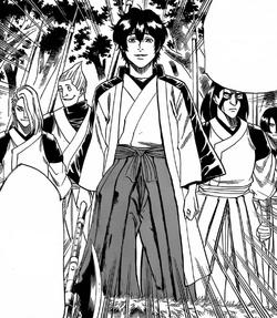 Hanamura's Squad