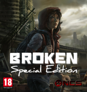 Broken Special Edition Cover Art