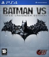 Batman VS Caped Crusader Edition Cover