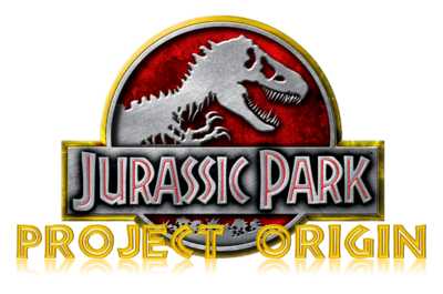 Project Origin - Jurassic Park Official Logo