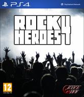 Rock Heroes 4 Cover