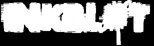Inkblot Logo White