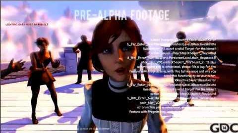 Building The AI For BioShock Infinite's Elizabeth