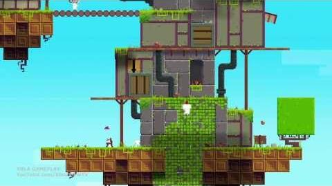 FEZ - PAX East 2011- XBLA Gameplay (2011) - HD