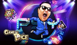 Game of Dice with PSY
