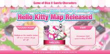 Hello Kitty Map