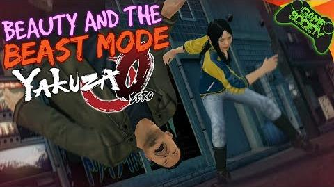 Beauty and the Beast Mode - Yakuza For Pimps (E10) - Game Society