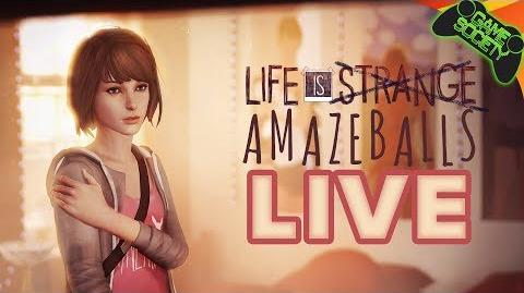 Life is Amazeballs - Life Is Strange Livestream (Our 1000th VIDEO!)