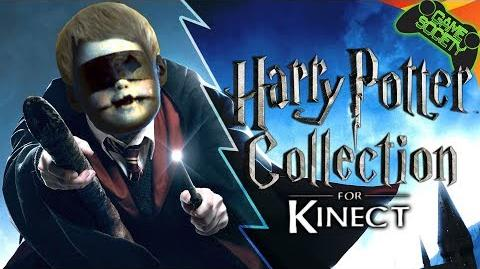 Harry Potter Kinect - REMASTERED Full Series - Game Society