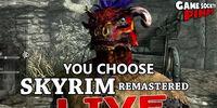 Skyrim - You Choose What We Do