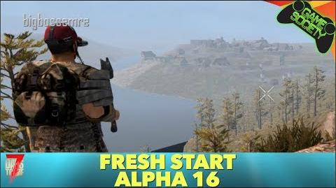 7 Days To Die - Alpha 16 Fresh Start (E176)