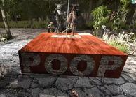 Aaronpole poop