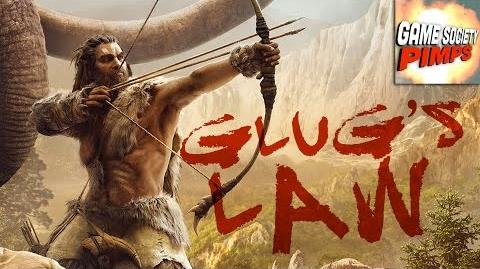 Far Cry Primal for Pimps - Glug's Law (E001) - GameSocietyPimps