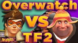 OVERWATCH vs TF2