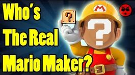 Mario Maker Origin Story
