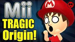 The Tragic Origin of Nintendo's Miis