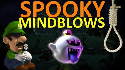 Luigi KILLED HIMSELF... - Spooky Mindblows-0
