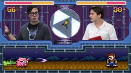 Zelda Ocarina vs LttP screen