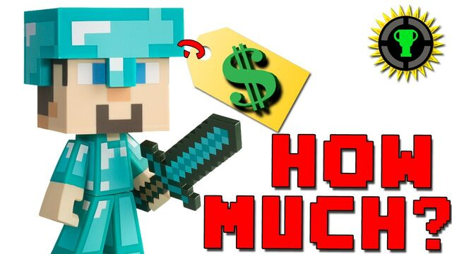 File:How Much is Minecraft Diamond Armor Worth.jpg
