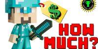 How Much is Minecraft Diamond Armor Worth?