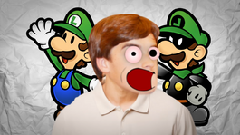 Luigi's SECRET Identity screenshot