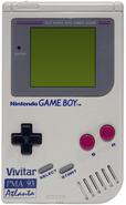 Game Boy Original Vivitar PMA 93 Atlanta