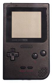 Game Boy Pocket Black
