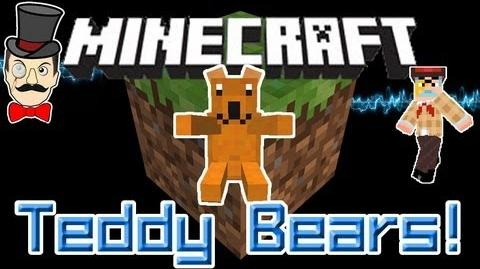 Minecraft Mods - TEDDY BEAR Mod! Put Teddies In Your House!-0