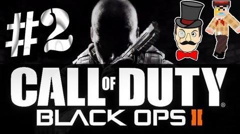 Call of Duty BLACK OPS 2 Walkthrough Part 2!