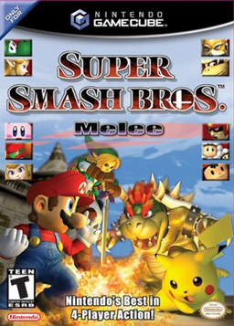 SuperSmashBrosMelee Box
