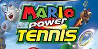 Mario Power Tennis