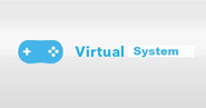 Virtual System logo