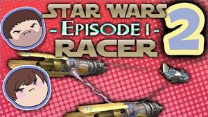 Star Wars Episode I Racer Part 2 - Spider Pool