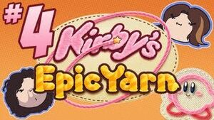 Kirby's Epic Yarn 4