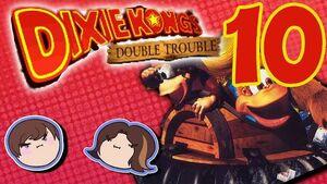 Dixie Kong's Double Trouble Part 10