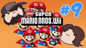 New Super Mario Bros Wii 9