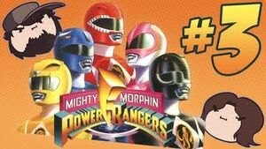 Mighty Morphin Power Rangers 3