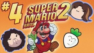 Super Mario Bros. 2 4