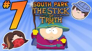 The Stick of Truth Part 7 - The Craig Escape