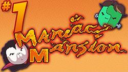 Maniac Mansion 1