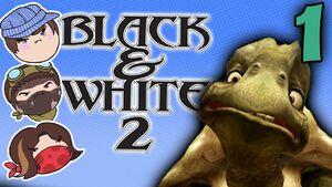 Black & White 2 Part 1 - Turtle Power