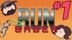 Run Saber 1