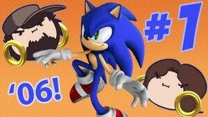 Sonic '06 1