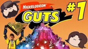 Nickelodeon Guts 1