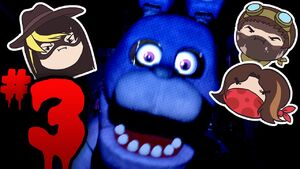 Five Nights at Freddy's Part 3 - Scary Barry