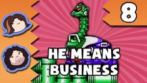 Mega Man 6 Part 8 - Basic Instincts