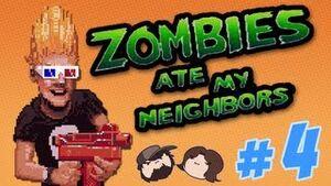 Zombies Ate My Neighbors 4